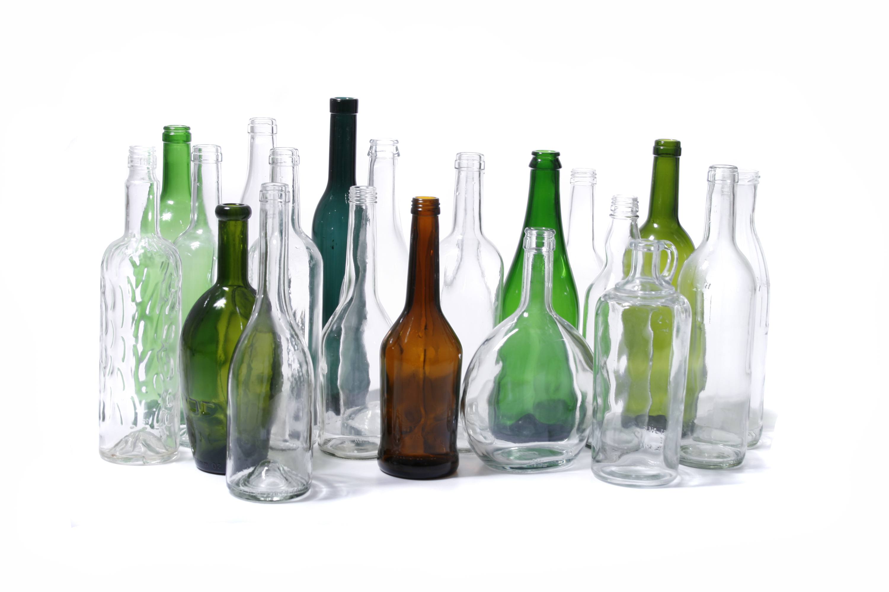 It s clear we need to recycle more glass - Ways to recycle glass bottles ...